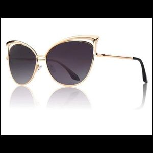 Cat eye sunglasses NIB